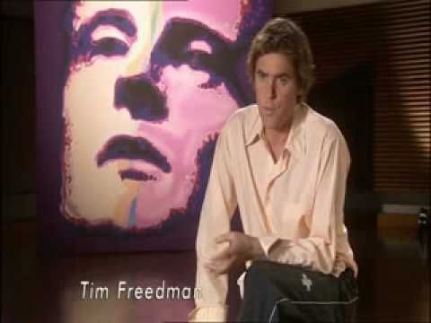 Peter Allen Footage 'Tenterfield Saddler' sung by Tim Freedman (Whitlams)
