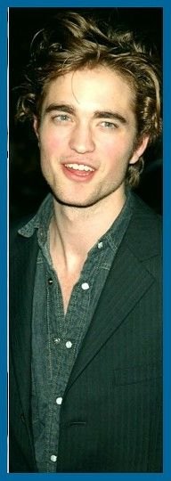 Robert Pattinson (age 18) <3bsd