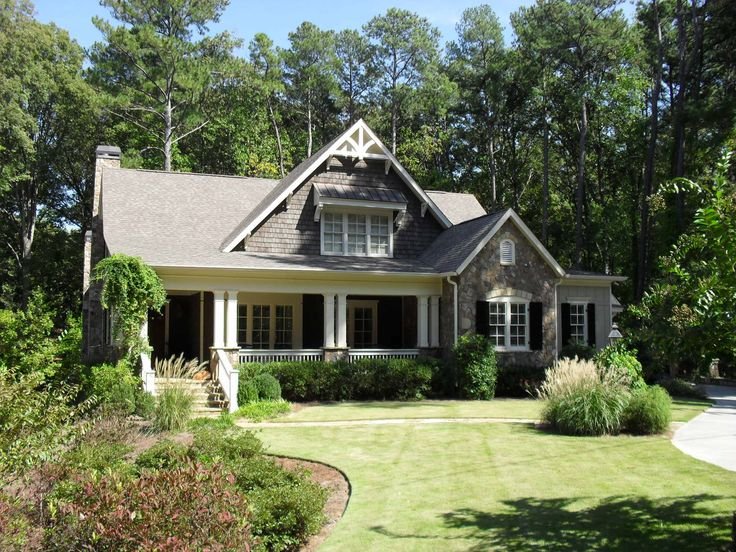 About Home Exterior On Pinterest French Country House Plans House