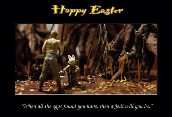 Yoda Easter