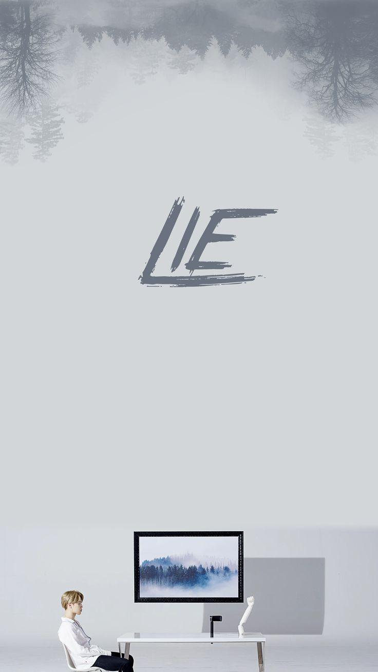 BTS | Lie Wallpaper