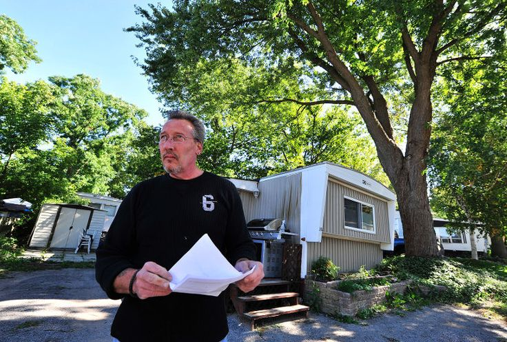 Trailer park woes | Barrie Examiner