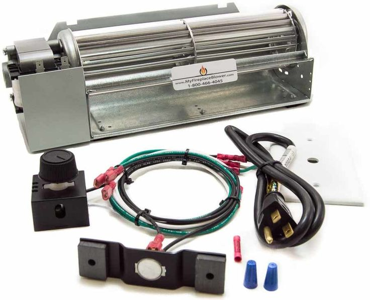 FBK-250 Blower Kit | Lennox Fireplaces | Fireplace Blower Fan