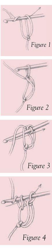 How to Crochet Solomons Knot
