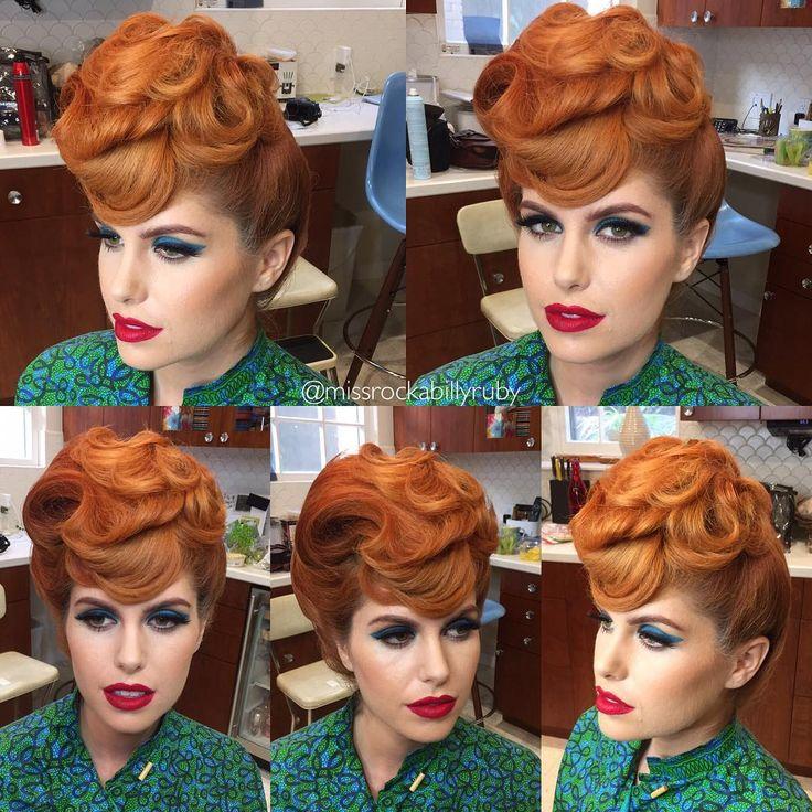 Miss Ruby (@missrockabillyruby) • Instagram photos and videos