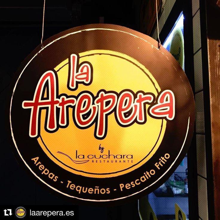 Llego la Arepera a Madrid. Calle fuencarral 57  Mercado de San Idelfonso. @laarepera.es  #colombianosenmadrid #venezolanosenmadrid  #venezolanosenespaña  #venezolanosenelexterior  #arepas  #arepasvenezolanas  #arepasenmadrid