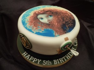 Brave cake idea