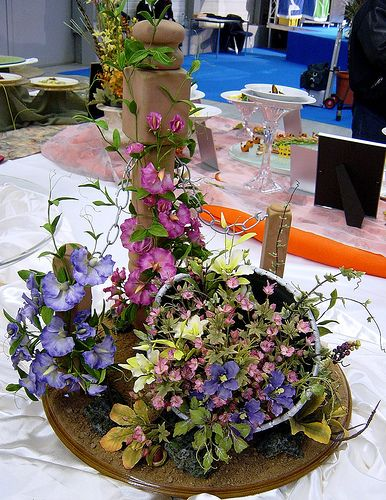 Culinary Competition - Chocolate Centerpiece, via Flickr.