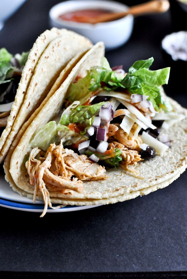 crockpot cheddar beer chicken tacos: Cheddar Beer, Crock Pot, Fun Recipes, Chicken Tacos, Crockpot Cheddar, Beer Chicken, Food, 5 6 12 Crockpot, Slow Cooker