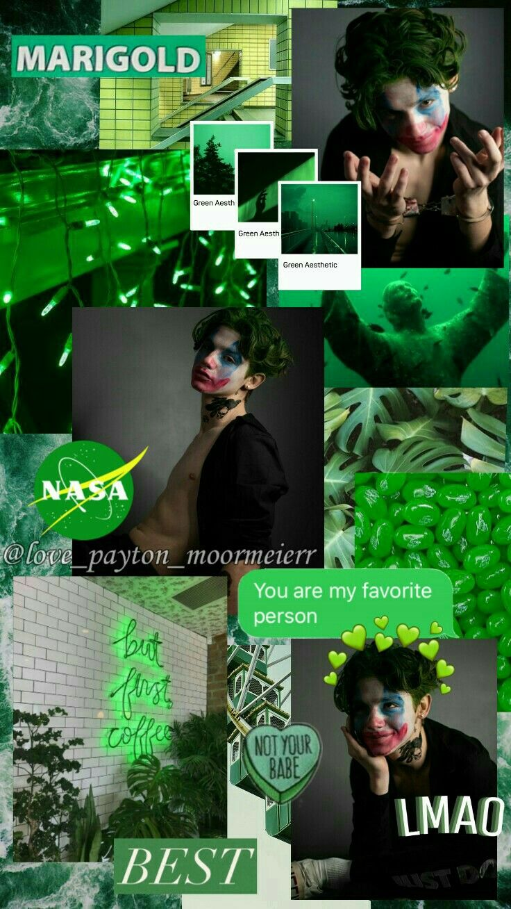 green wallpapers for boys