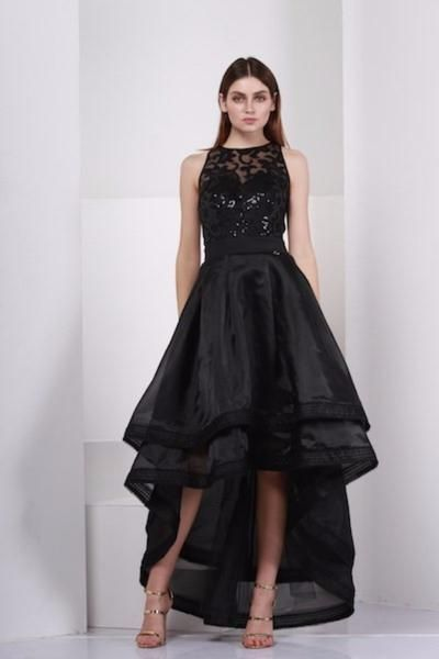 Bronx And Banco Opera Noir Gown Rrp 480 Dress For A Night