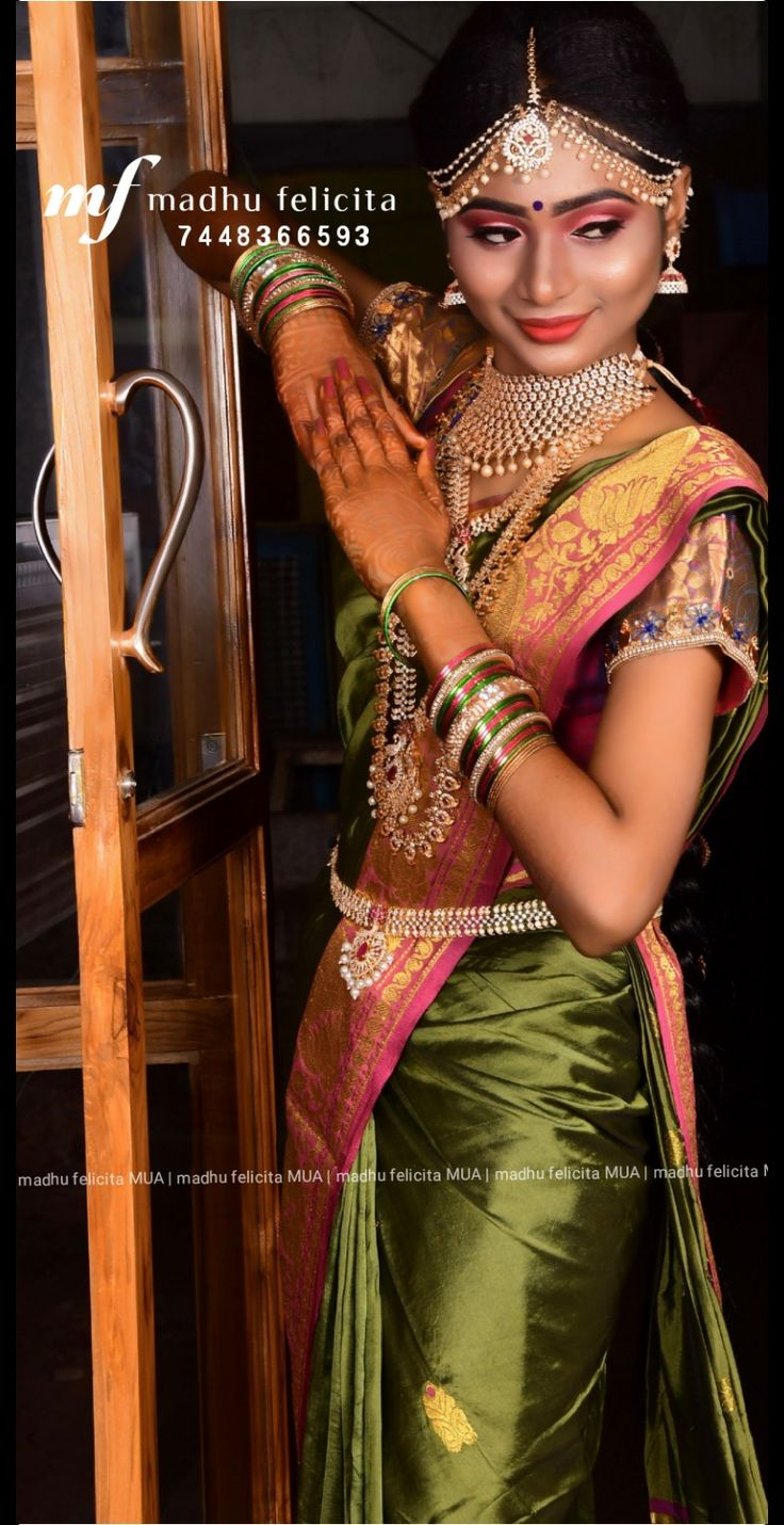 Pin by Madhu Felicita on Best Makeup Artist in Chennai in