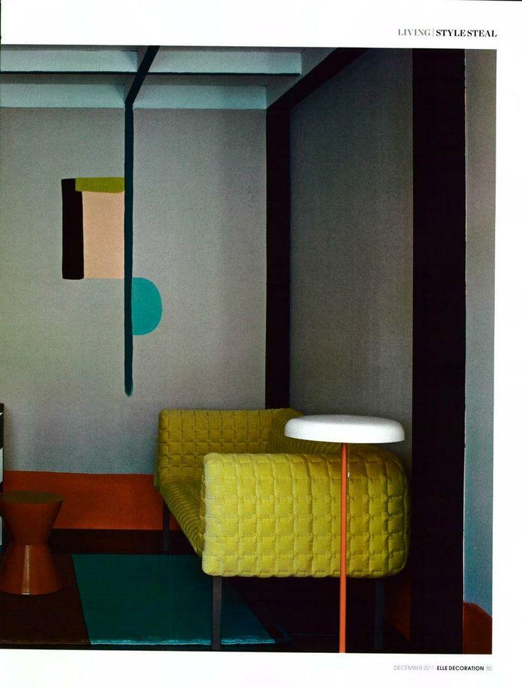 Paint And Colour   Sofa Ligne Roset