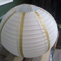 Best 20 boule japonaise ideas on pinterest boule japonaise en papier lumi - Suspension 3 boules japonaises ...