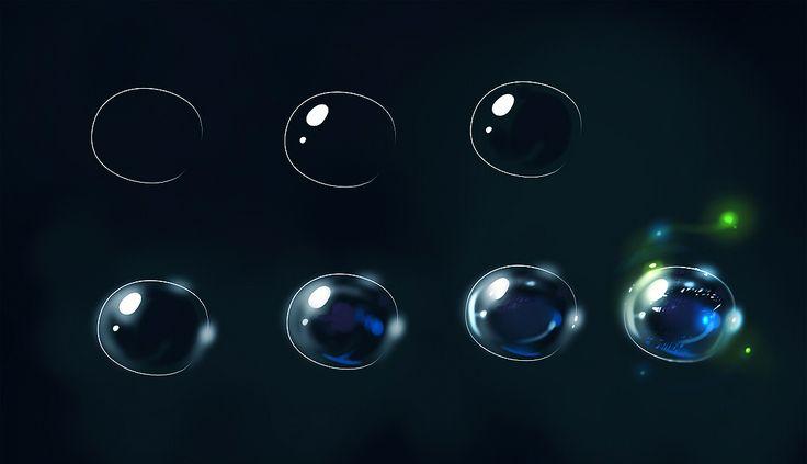 Bubble - tutorial by ryky.deviantart.com on @deviantART