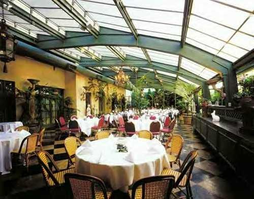 Lehr's Greenhouse Restaurant