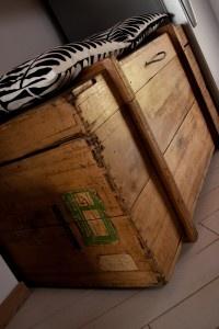 Riqualificazine appartamento _ interior design Francesca Macchi _ panca
