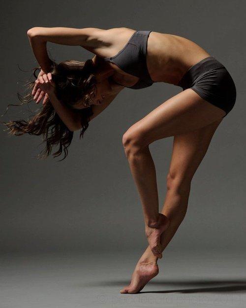 contemporary dance love