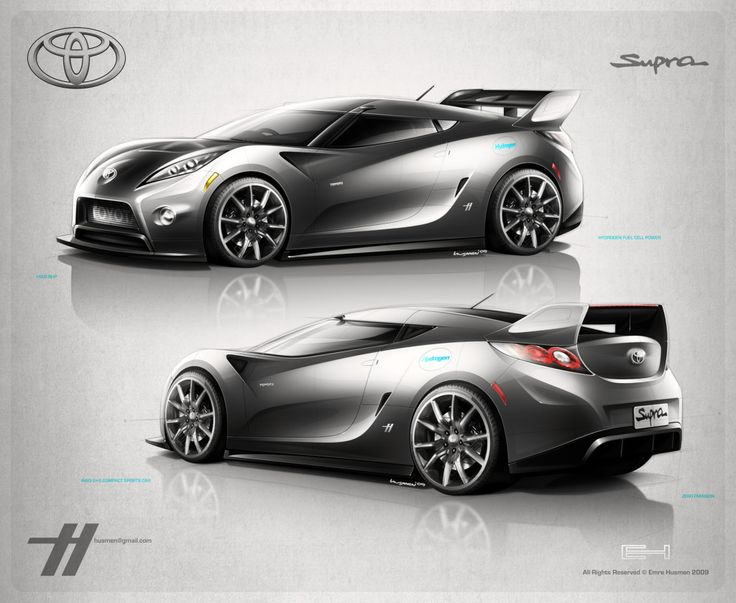 2015 Toyota Supra concept Toyota Modals