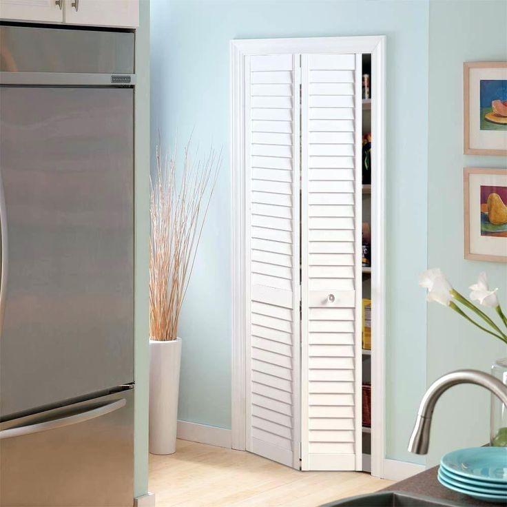 Sliding Louvered Wardrobe Doors Uk: Best 25+ Folding Closet Doors Ideas On Pinterest