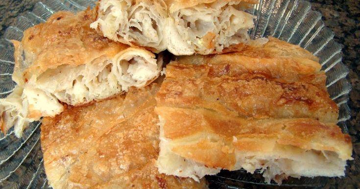 Off offf offf bu harika taddaki böreği Hülya'nın yeni bebişini görmeye gittiğimizde Hülya'nın hamarat annesi Mürvet teyze tarafından yapılm...