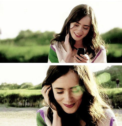 Lily Collins as Rosie Dunne in the new teaser trailer for Love, Rosie (2014)