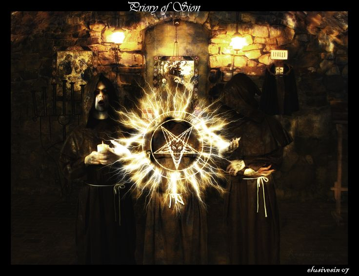 priory of sion | Priory of Sion by elusivesin on DeviantArt