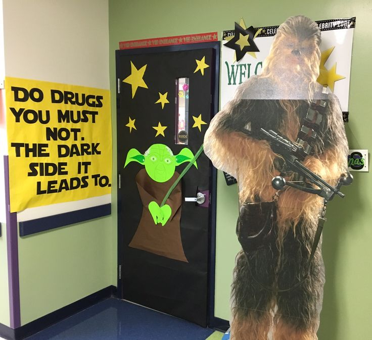 11 best Red ribbon week door images on Pinterest