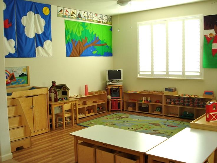 Montessori Classroom Design Pictures : Best montessori classroom images on pinterest