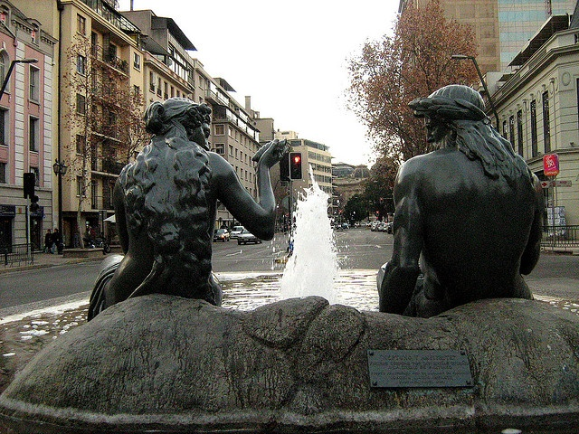Barrio Bellas Artes - Chile