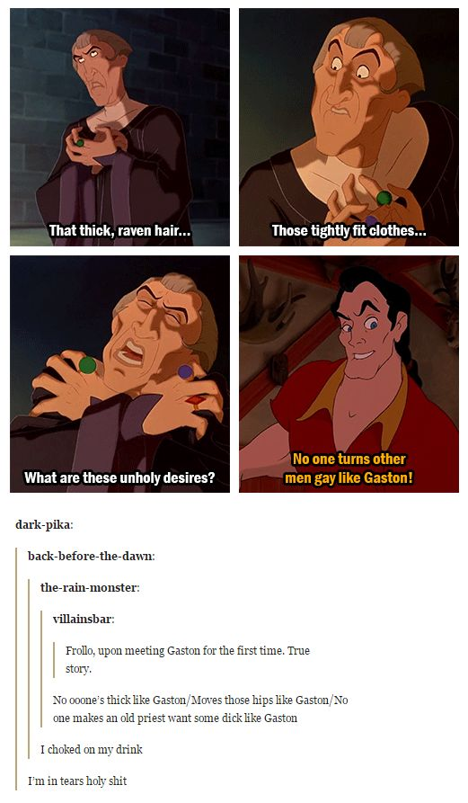 Disney would never aprove, now try not to sing it in your head