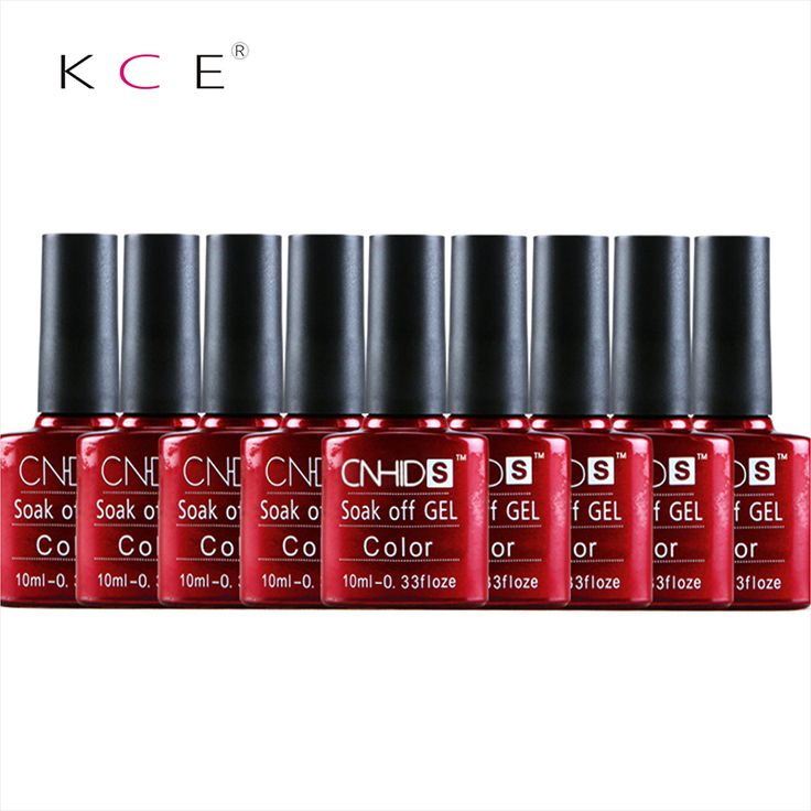 Hot Products Nail Gel  UV&LED Shining Colorful 132 Colors10ML Long lasting soak off Varnish cheap Manicure