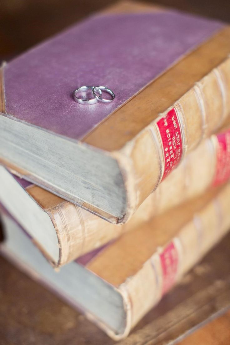 Books from our library used for cute shots