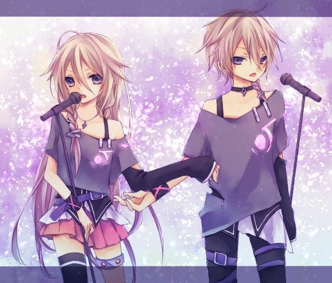 Vocaloid Ia Io Vocaloid ^^(Cosplay)^^ Pinterest