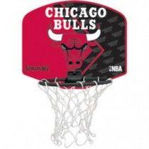 Spalding Chigago Bulls mini basketbalbord