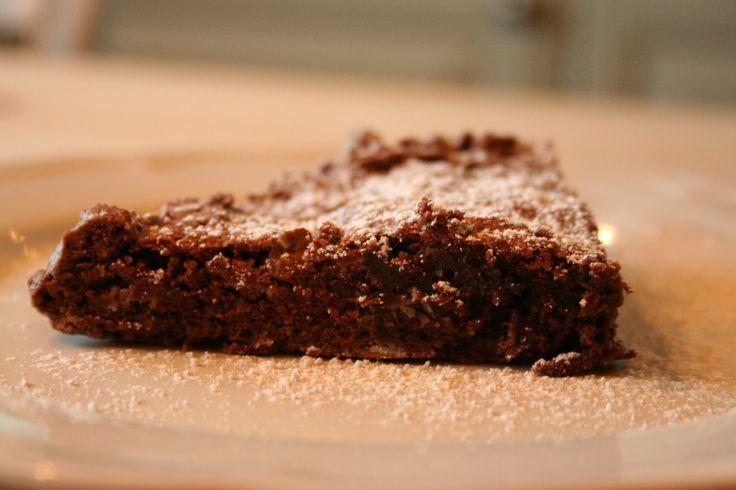Gluten- og melkefri inspirasjon: Ultrakjapp Gluten- og melkefri Brownies