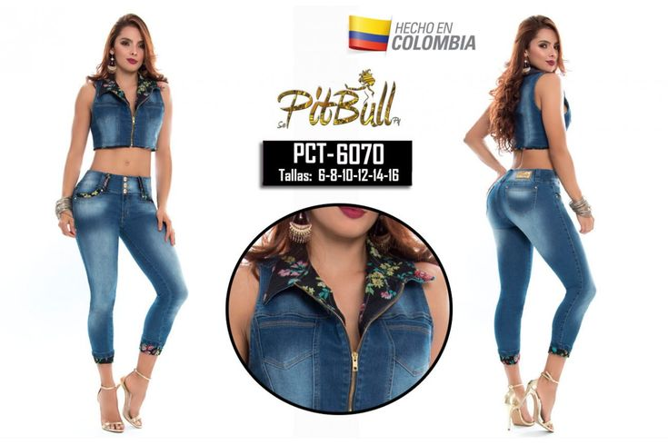 #enterizo #vaquero #pantalon #jean #chambray #conjunto #levantacola #capri #fotos #comprar #vestido #chaleco #mujer #moda #ropa #colombiana #pantalonescolombianos #original