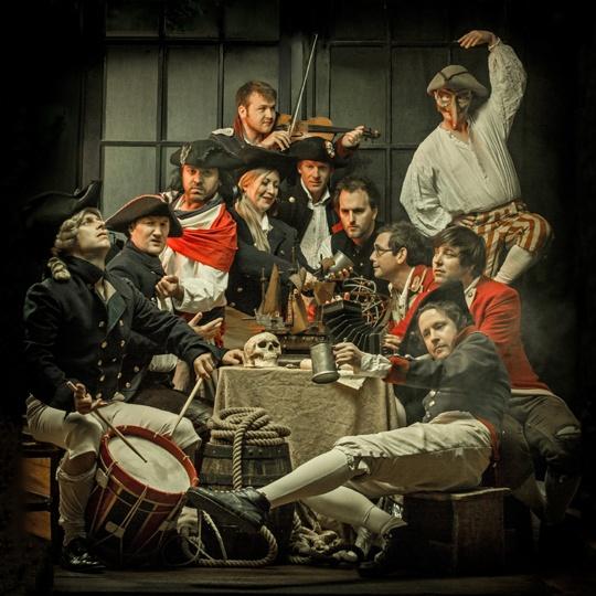 Bellowhead-Folk music rebooted!