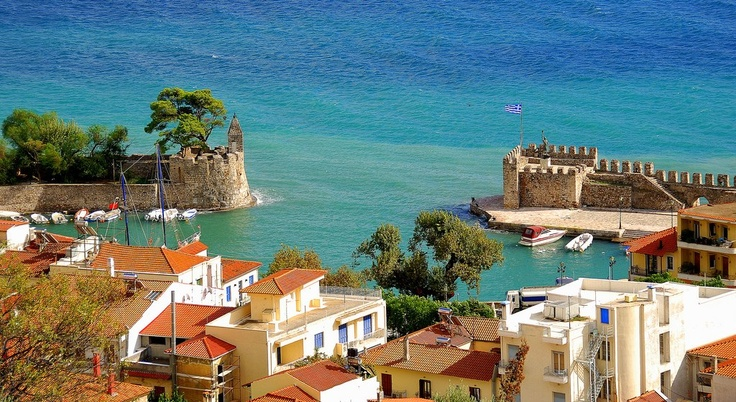 GREECE CHANNEL |  Nafpaktos Greece