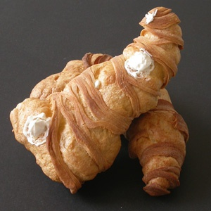 Lobster Tails! Nommy! =D Video Link below; actual recipe link above =D http://tlc.discovery.com/videos/cake-boss-how-to-make-a-lobster-tail-pastry.html