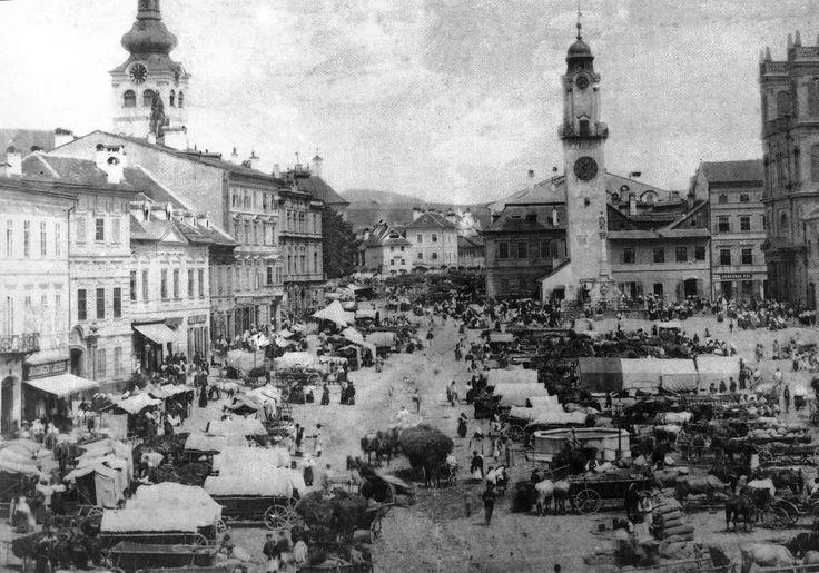 Banská Bystrica | Historical Photos - SkyscraperCity
