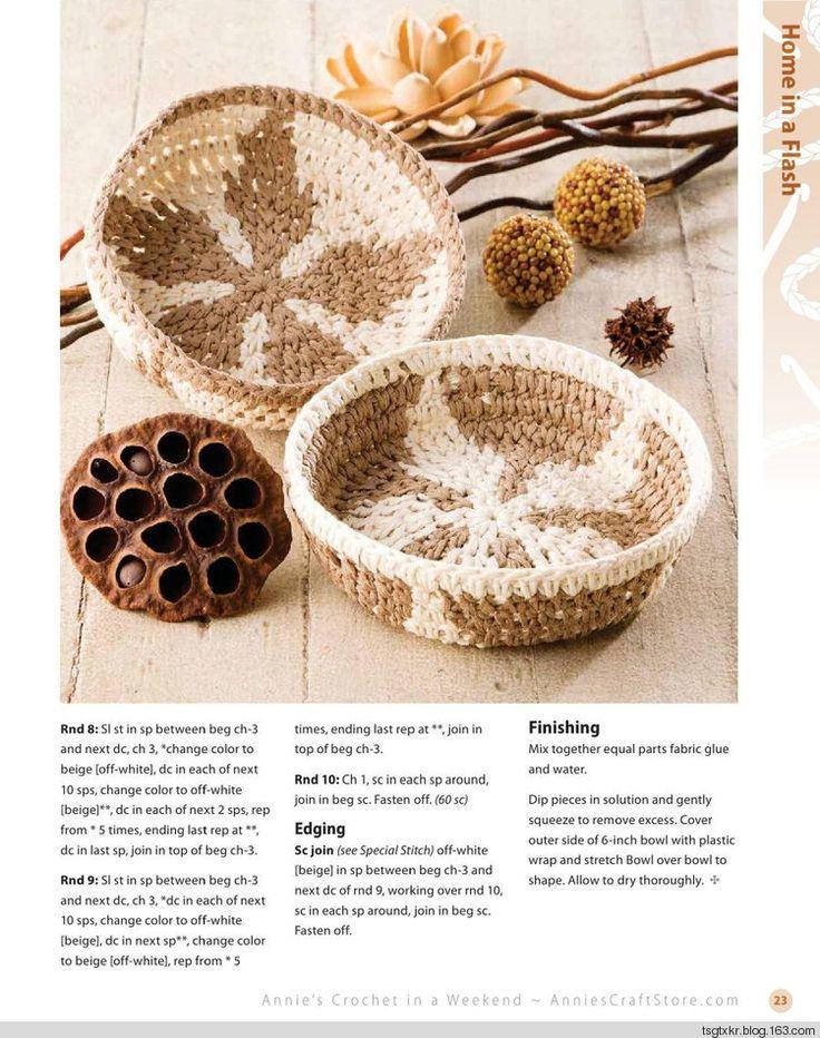 77 best Crochet Divine images on Pinterest   Artesanía, Artesanías y ...
