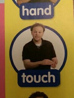 Touch - Makaton / Sign / Mr Tumble / Something Special