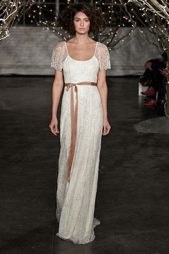 Les plus belles robes de mariée de la Bridal Fashion Week automne-hiver 2013-2014 - positioning - inca ES