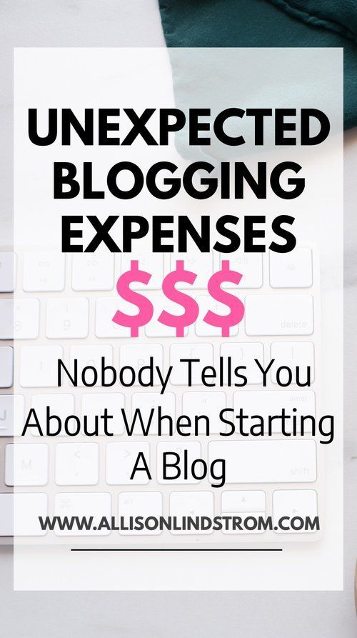 Want to become a pro blogger and wondering what kind of expenses might come your way? Today's video is all about spilling the beans on some of the most unexpected expenses we bloggers run into. ● UNEXPECTED BLOGGING EXPENSES ● STARTING A BLOG