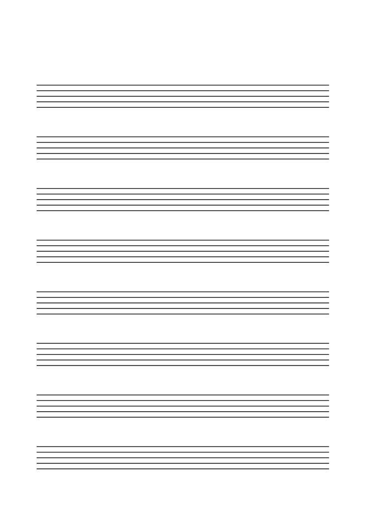 notenpapier  musik für kinder  notenblatt notenpapier