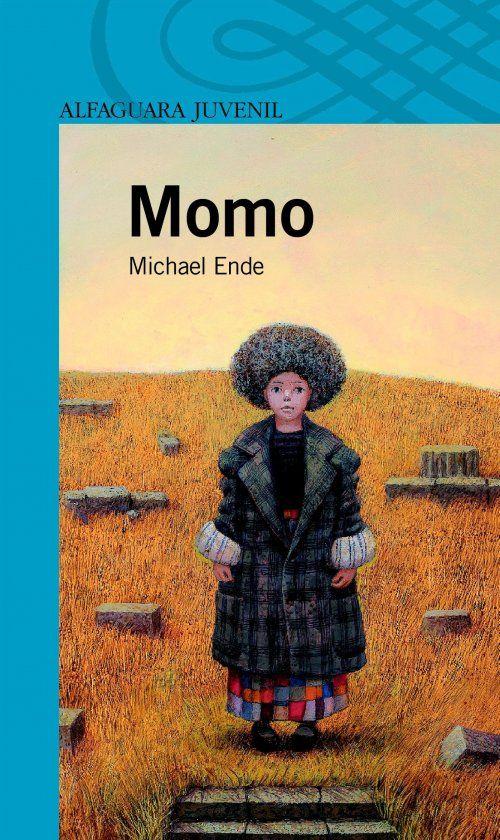 Momo. Michael Ende. El primer libro que leí en mi vida.