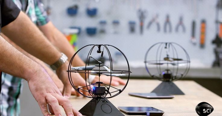 Mind-controlled helicopters might be the coolest thing you see all day