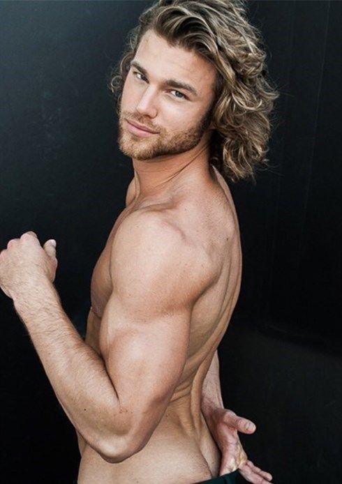 Nude surfer stud joshua
