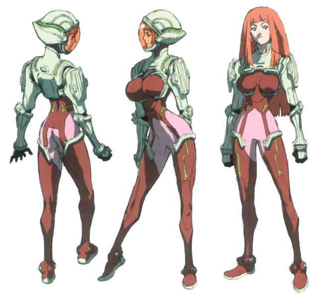 Zone of the Enders: The 2nd Runner - Ken Marinaris Concept